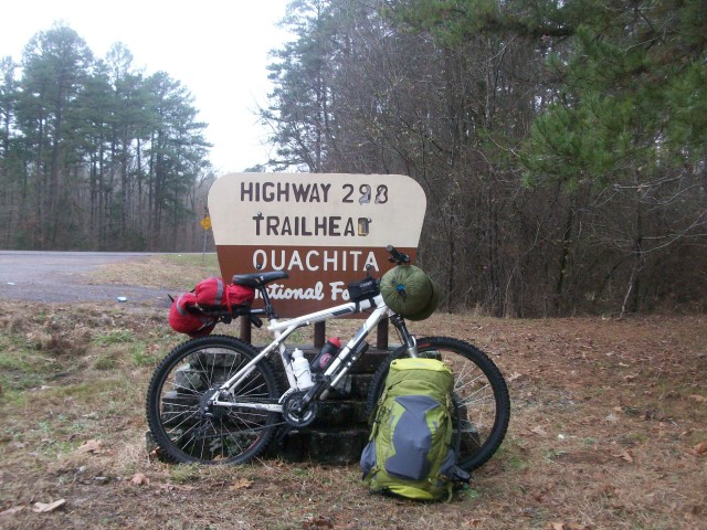 HWY 298 Trail Head