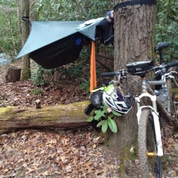 Bikebacking Setup 2