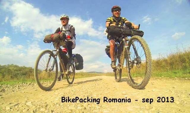 BikePacking Romania SEP 2013v