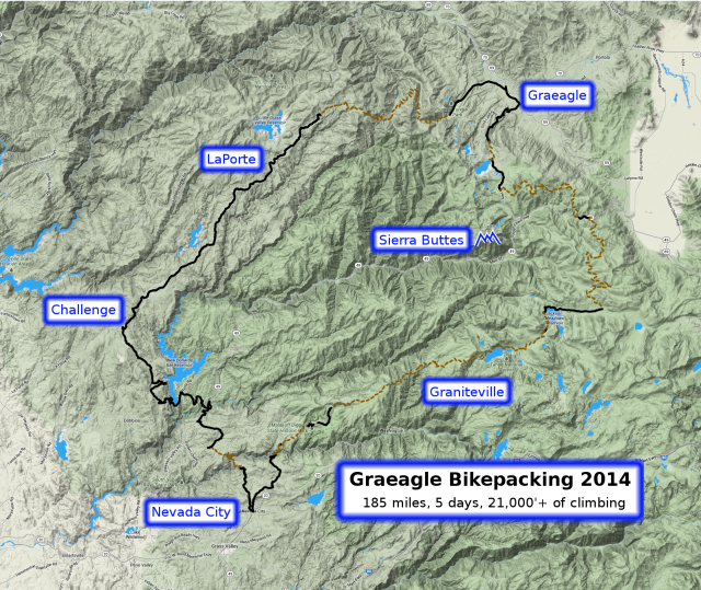 graeagle_bikepacking_map