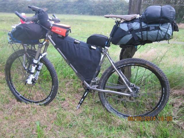 Berten's bike
