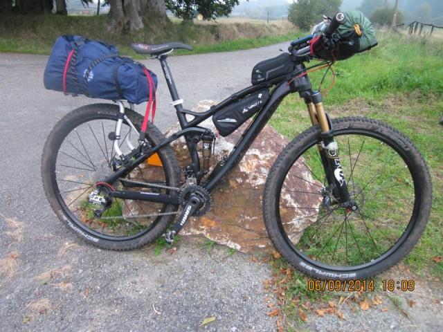 Gil's bike
