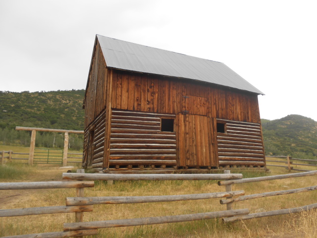 Barn on Hike