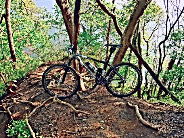 JET Roll - MTB Double Black Diamond Trail